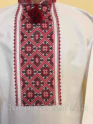 Вишита сорочка на стійку для хлопчика 13-15 років  продажа f7945237fd4a4