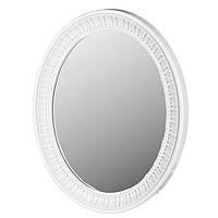Зеркало настенное овальное (70х57х4 см.)
