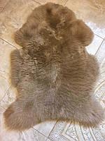 Коврик хутряний з натуральної овечої шкіри 100*70
