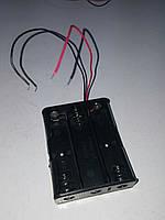 Батарейний відсік (тримач) 3 X 18650