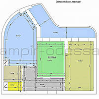 Обмеры квартир и домов