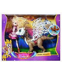 Кукла Ever After High Dragon Games шарнирная