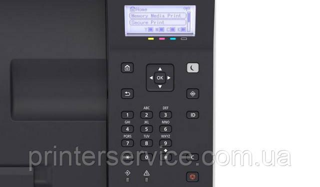 Дисплей и клавиатура Canon i-SENSYS LBP613Cdw