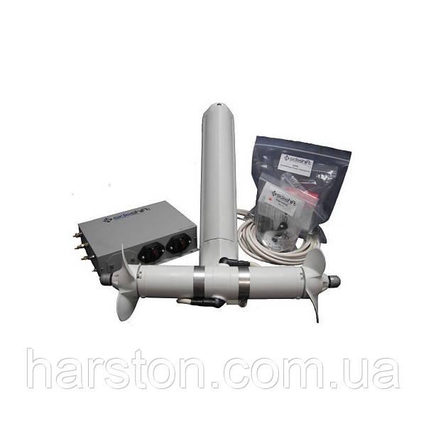 Носовое подруливающее устройство 24В для яхт более 40 футов Sideshift SS350