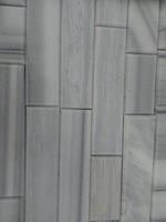Кирпичек из мрамора с фаской (мармара) 6хL ,турция