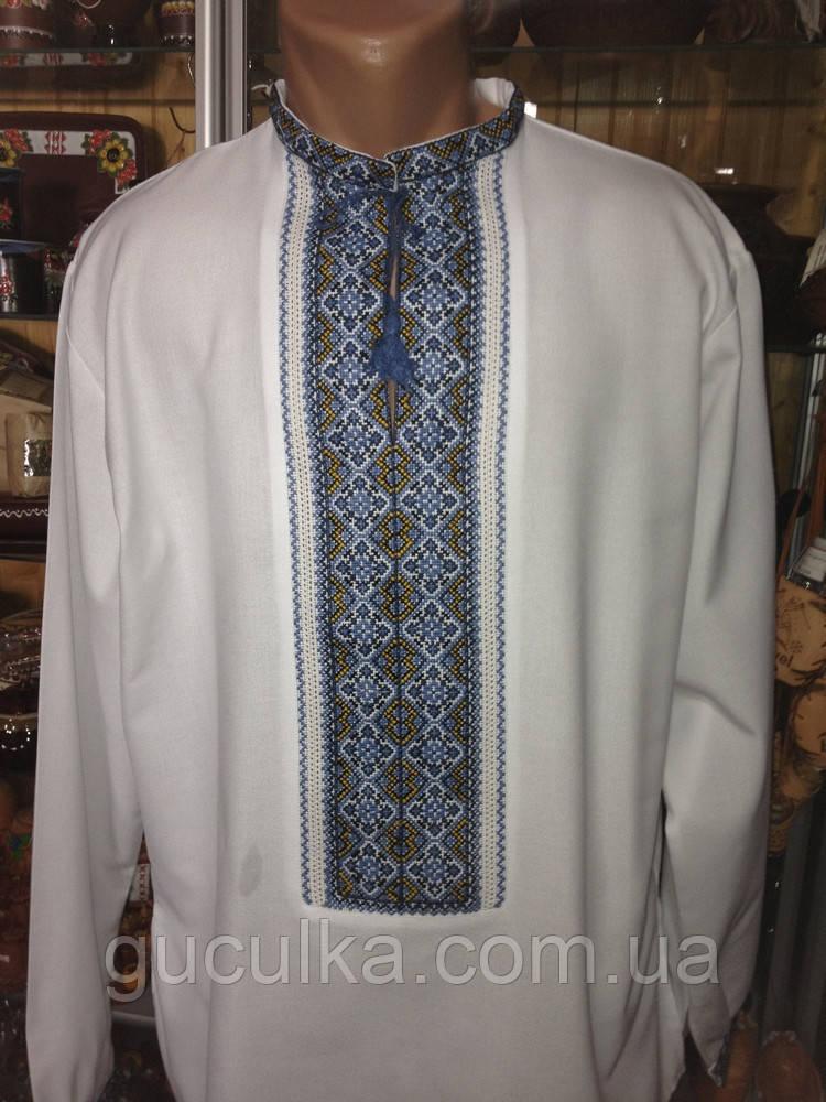 Українська вишиванка на домотканому полотні ручної роботи -  Інтернет-магазин