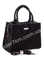Женская сумка замшевая K62 Женские сумки рюкзаки и клатчи Kiss Me опт розница дешево Одесса 7 км