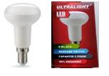 Светодиодная лампа Ultralight R50-6W-N E14 4100К      , фото 2