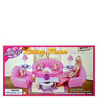 Мебель для кукол Gloria Гостиная