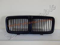 Решетка радиатора на Bmw 7 E32 1993-1995 широкий капот