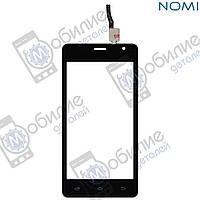 Тачскрин (сенсорный экран) Nomi i4510 BEAT M Black