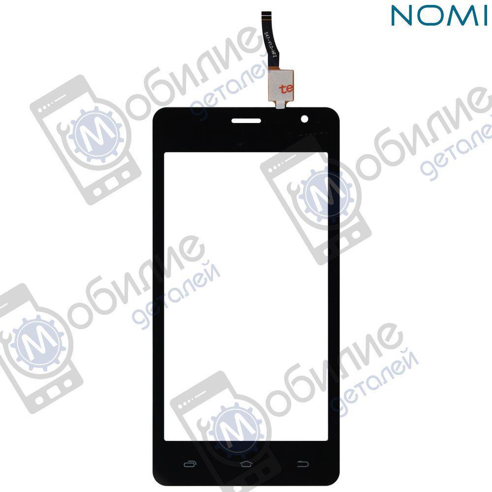 Тачскрин (сенсорный экран) Nomi i4510 BEAT M Black - Мобилие деталей в Киеве