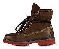 Женские ботинки Timberland Bandits Хаки, фото 1