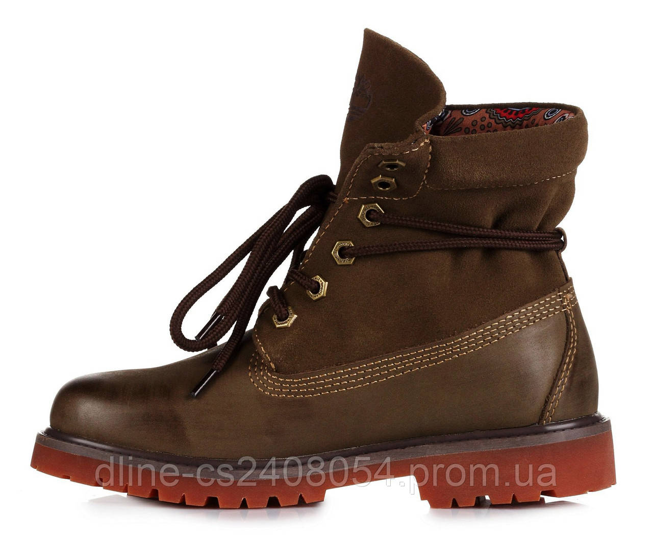 Женские ботинки Timberland Bandits Хаки