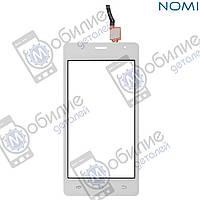 Тачскрин (сенсорный экран) Nomi i4510 BEAT M White