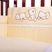 Постельное белье Tuttolina Polar Bears 7 предметов