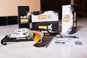 Солнцезащитные очки Spy+ Ken Block Helm white (model  № 16)