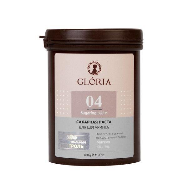 Паста для шугаринга GLORIA мягкая 0,33 кг