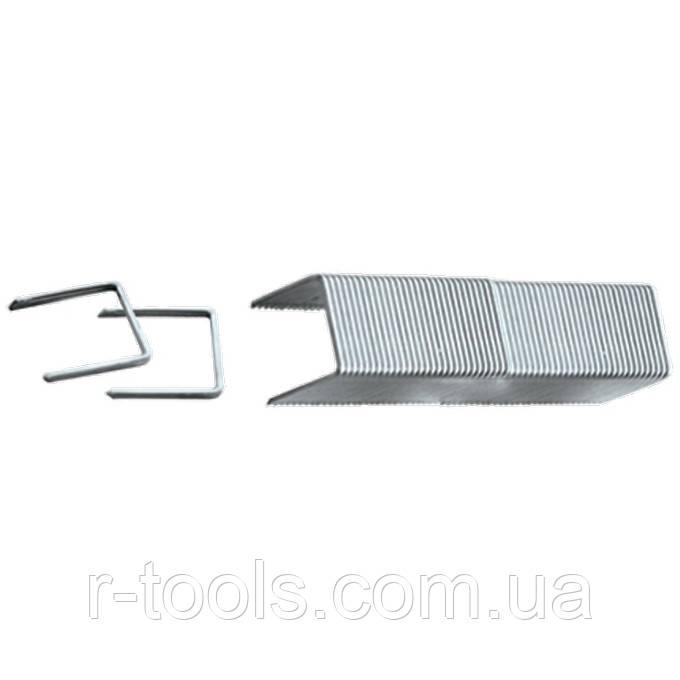 Скоби 6 мм для меблевого степлера загострені тип 53 1000 шт MTX 411369