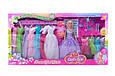 Кукла Барби DEFA 8027 с одеждой, фото 2