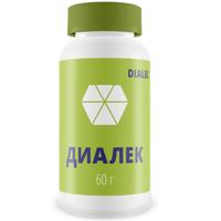 Dialec - смесь трав от сахарного диабета (Диалек), 70 грамм