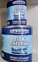 Лак яхтный алкидно-уретановий АУ-12