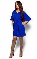 Ультрастильне синє повсякденне плаття Valery (S-M, M-L)