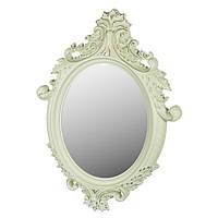 Оригинальное настенное  зеркало фигурное (78х55 см.)