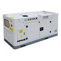 Трехфазный дизельный генератор ESTAR E-F25 (Автозапуск) (16.0 кВт)