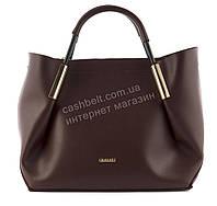 Супер стильная симпатичная качественная сумка с эко кожи очень высокого качества B.Elite art. 07-36 бордовая