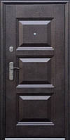 Дверь входная металлическая Сезон плюс 143+ стандарт 2050x860/960x70
