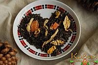 """Чай китайский черный """"Хамийская дыня"""" с кусочками дыни и лепестками подсолнуха , фото 1"""