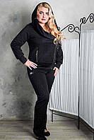 """Женский костюм """"Катрин"""" (черный)  женская одежда от производителя Украина"""