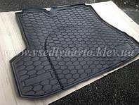Коврик в багажник для Kia Cerato седан с 2004-2009 гг. (Avto-gumm) Полиуретан