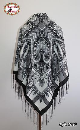 Павлопосадский платок Мия, фото 2