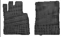 Килимки в салон для Mercedes W463 G 90- (передні - 2 шт) 1012162F, фото 1