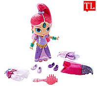 "Кукла Шиммер с набором одежды ""Шиммер и Шайн"" / Fisher-Price Shimmer and Shine Magic Dress Shimmer"