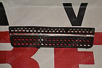 Решетка бампера переднего центральная amulet 2011-