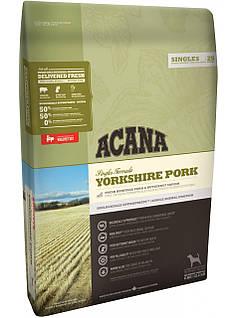 Корм для собак Acana Yorkshire Pork 2кг