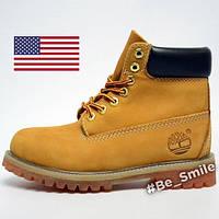 Ботинки США (USA) Timberland Classic Boots (мужские, женские)