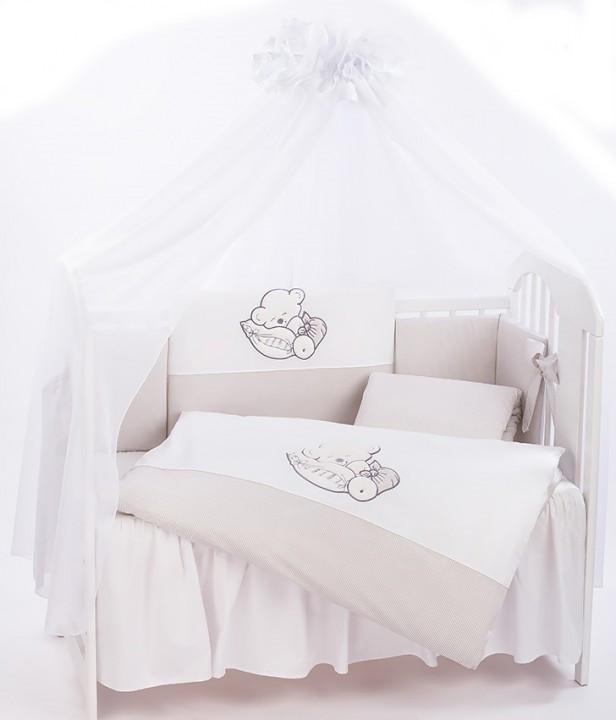 Постельное белье Tuttolina Sleeping Bear 7 предметов