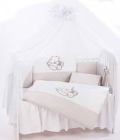 Постельное белье Tuttolina Sleeping Bear 7 предметов, фото 1