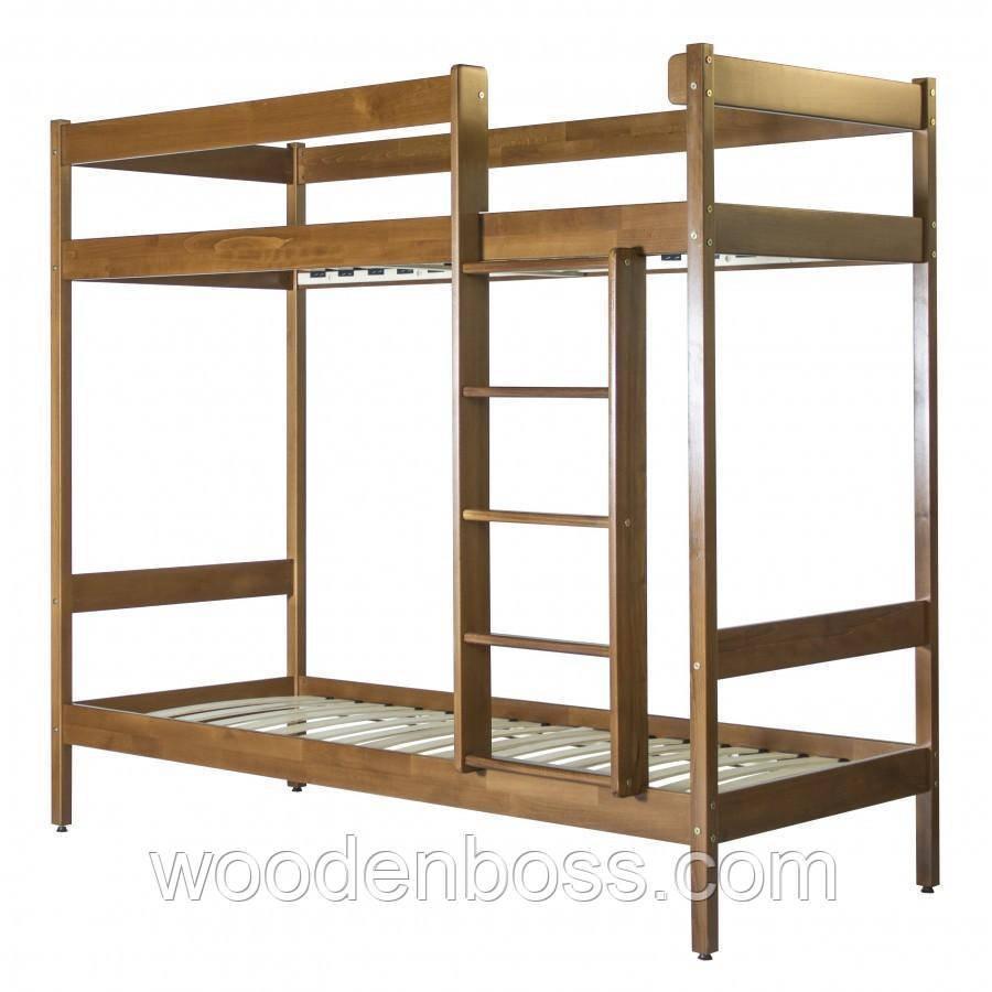 """Кровать двухъярусная Олимп """"Амели """" (80*190)"""
