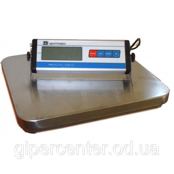 Весы товарные портативные FCS-C-150 до 150 кг; 350х400 мм