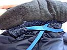 Теплые зимние штаны подростковые., фото 2