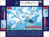 Ctssna O-2A Skymaster 1/32 RODEN 620