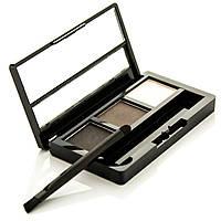 Тени для макияжа бровей BIOAQUA Powder Tree-Color Natural Eyebrow №2