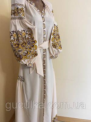 Вишита сукня дизайнерська робота домоткане полотно  продажа 4fbda155e6c4f