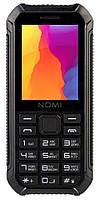 Телефон Nomi i245 X-Treme Black-blue