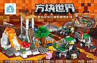 Конструктор детский LEGO Майнкрафт